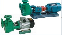 Fpz Polypropylene Self Priming Plastic Pump