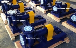 Ihf Fluoroplastic Liner Chemical Industry Centrifugal Pump