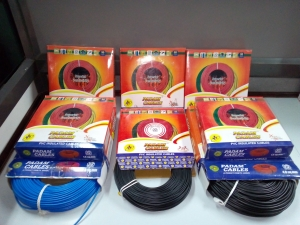 Pvc Wires & Cables,