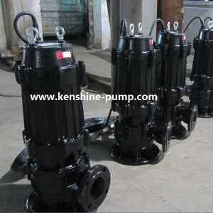 Yw,wq Submersible Sewage Pump