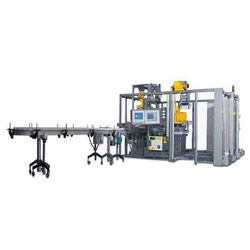Manufacturers Exporters and Wholesale Suppliers of Palletizing  Machine Rajkot. Gujarat