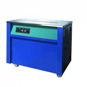 Manufacturers Exporters and Wholesale Suppliers of Semi Auto Strapping Machine EP 11 STD Rajkot. Gujarat