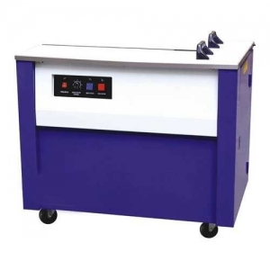 Manufacturers Exporters and Wholesale Suppliers of Semi Auto Strapping Machine EP 10 STD Rajkot. Gujarat