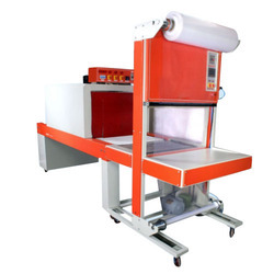 Manufacturers Exporters and Wholesale Suppliers of Shrink Tunnel with Web Sealer Rajkot. Gujarat
