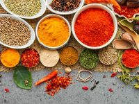 Spices export