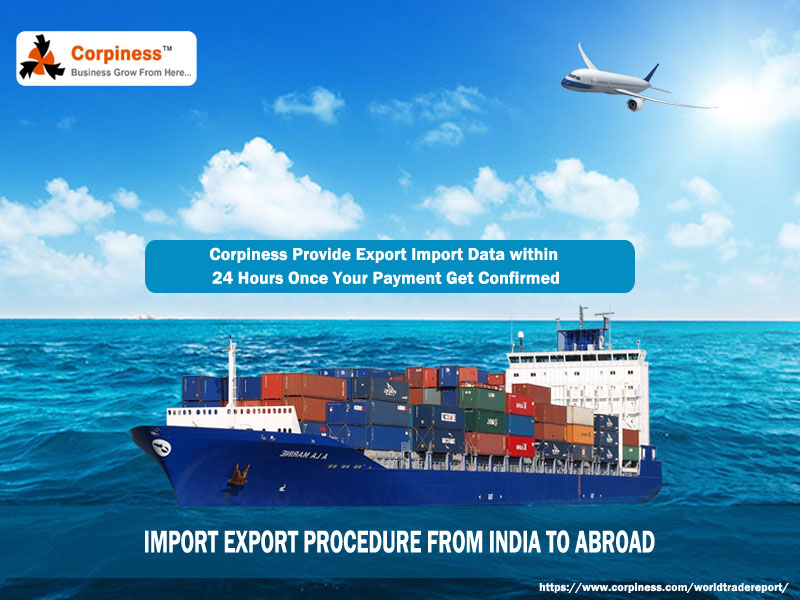 online import export data