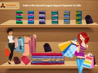 apparels exporter to United States