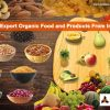Do-export-organic-food-and-products-from-India