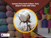 Corona Virus hurts Cotton, Yarn, Rajma Trade with China