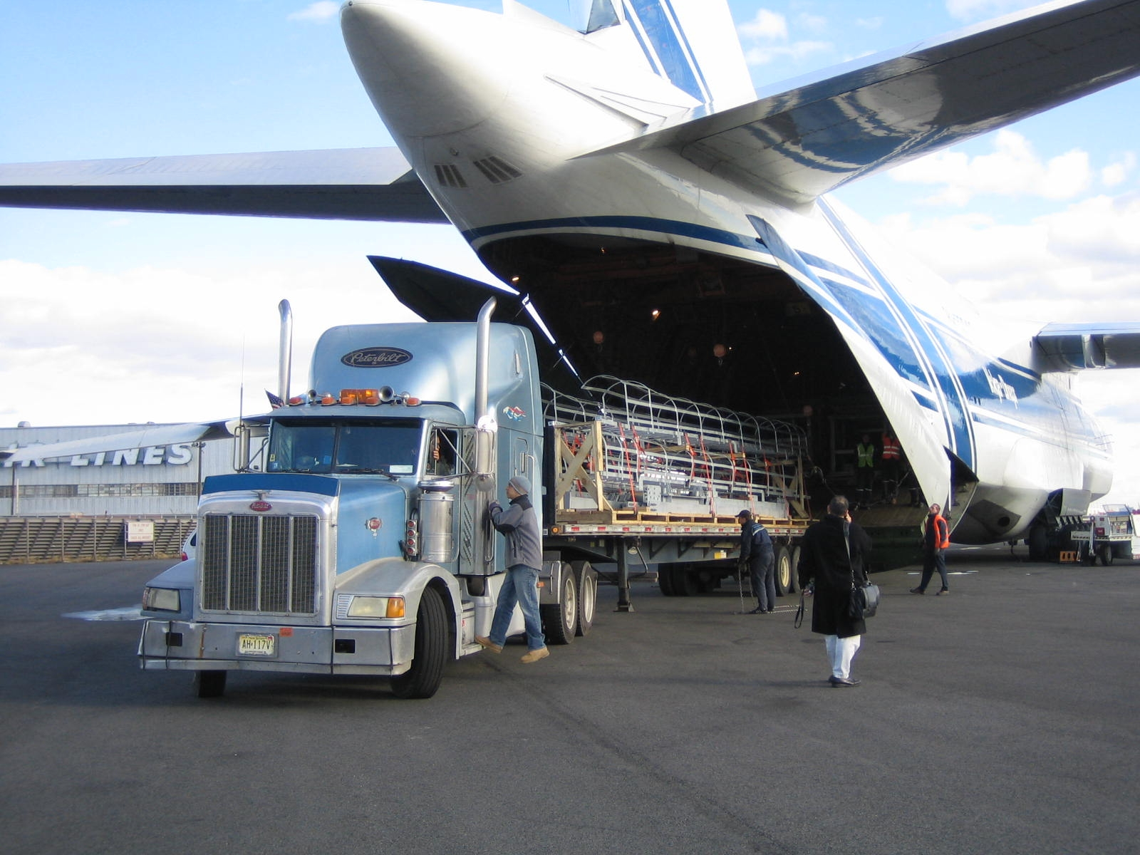 Cargo and Freight Services